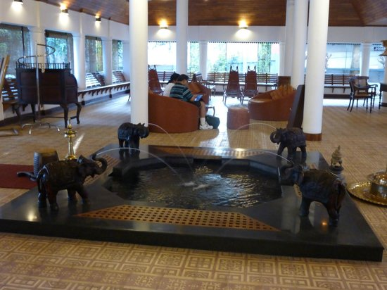 The Elephant Court Thekkady: Welcome Hall