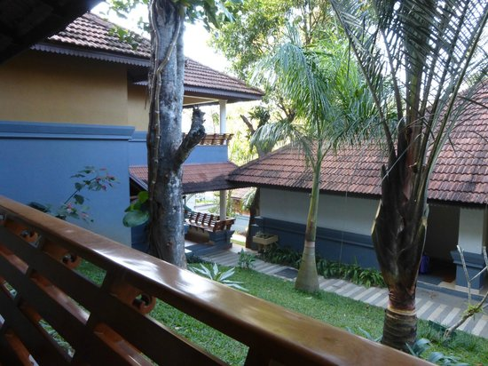 The Elephant Court Thekkady: Hotel