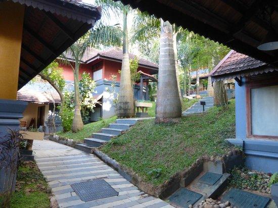 The Elephant Court Thekkady: Hotel
