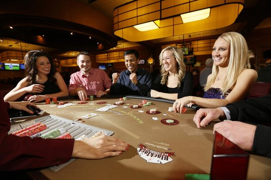 Forest Lake, MN: Blackjack and Other Card Room Games!