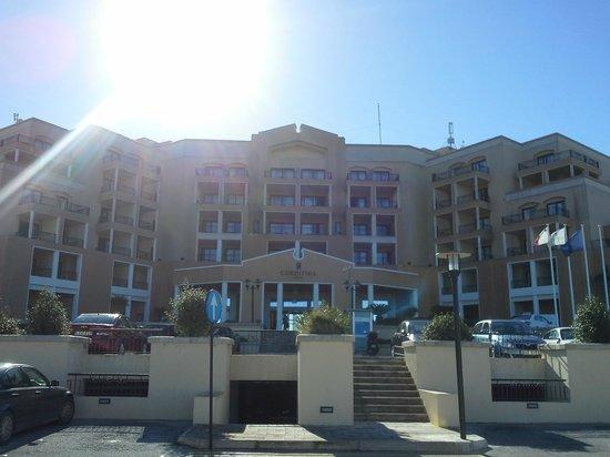 Marina Hotel Corinthia Beach Resort: hotel 1