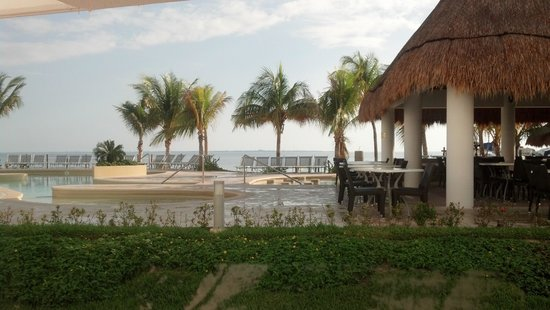 Cancun Bay Resort: Essa e a vista da suite