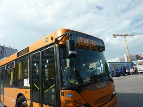 Relais Ca Sabbioni: bus