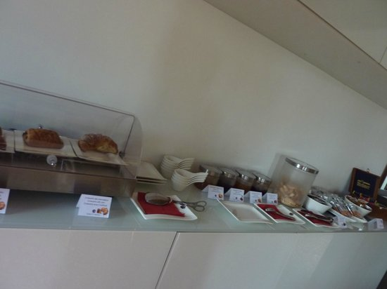 Relais Ca Sabbioni: complementary breakfast