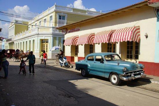 Iberostar Grand Hotel Trinidad: l'angle de l'hôtel