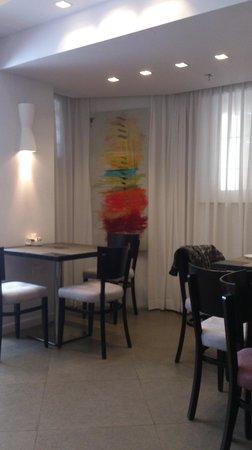 Montefiore Hotel : breakfast