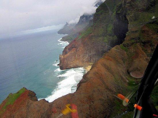 Island Helicopters Kauai: Helo ride