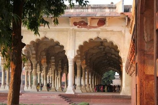 Jaypee Palace Hotel & Convention Centre Agra : Inside the grand Taj Mahal