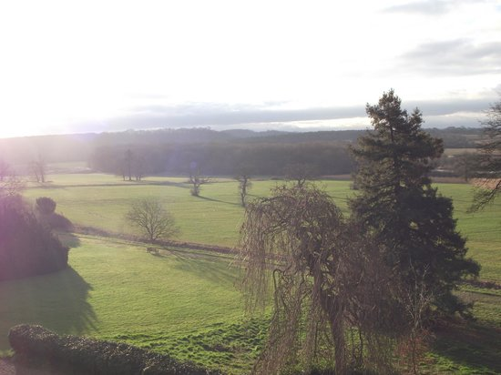 Studley Castle Hotel and Conference Centre: Beautiful views
