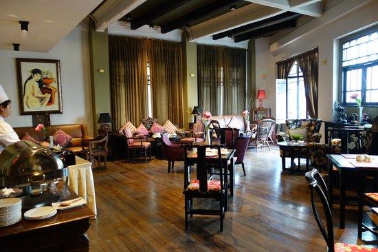 Shanghai Mansion Bangkok: Breakfast