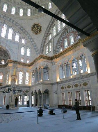 Süleymaniye-Moschee: The Suleymaniye Mosque