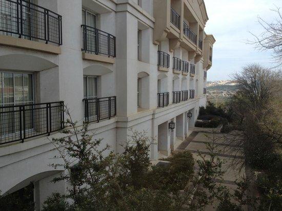 La Cantera Resort & Spa: My view