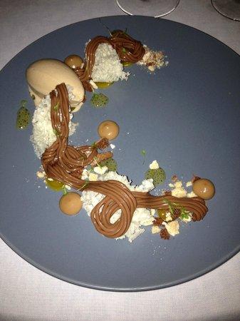La Colombe: N Y E 7 course menu