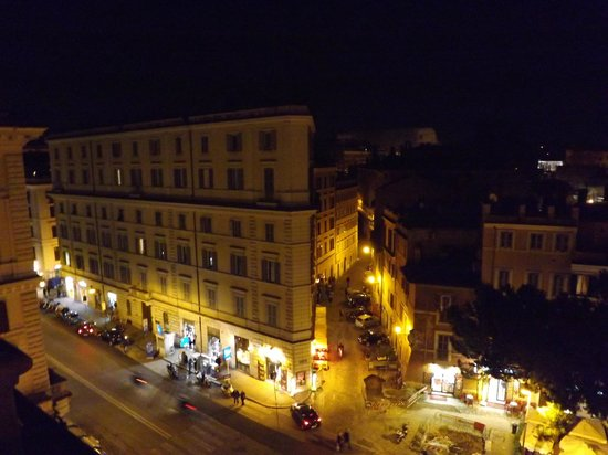 Made in Rome Bed&Breakfast : View from the Terrace.
