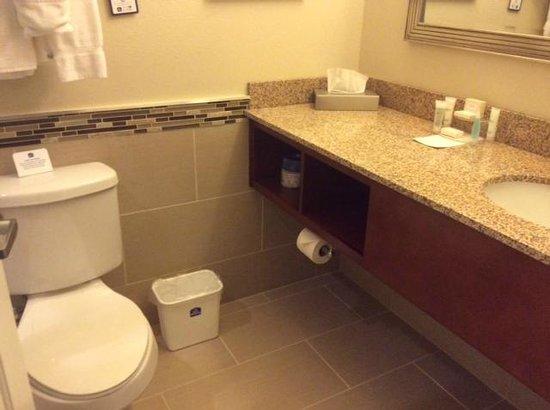 Best Western Plus Easton Inn & Suites: Bathroom