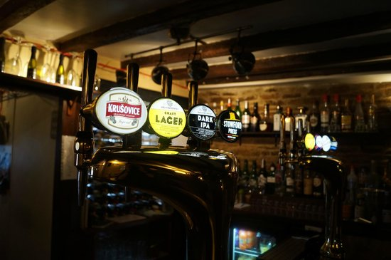 The Clanfield Tavern: New Bar