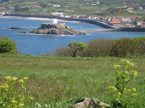 Vale, UK: Fort Grey (Rocquaine)