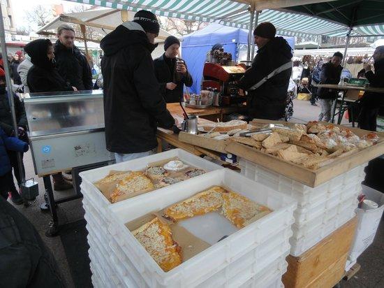 Winterfeldt Markt: Dolci del molise
