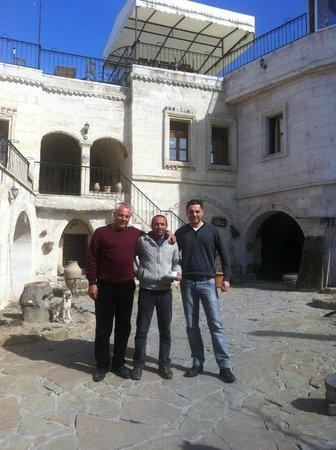 Caravanserai Cave Hotel  Hatırası