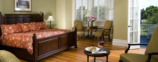 Jekyll Island Club Hotel: Our San Souci Room