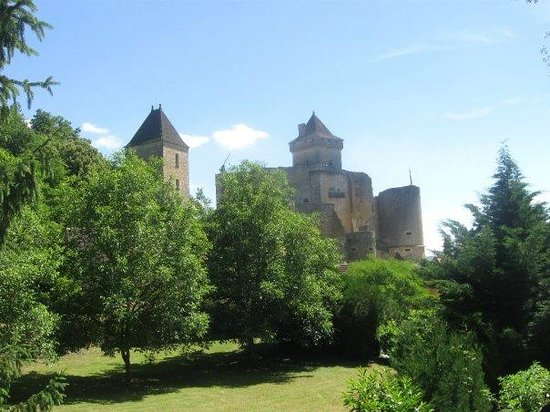 Hotel du Chateau: Castelnaud