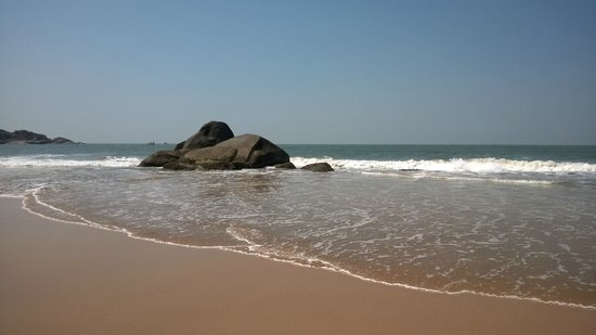 Peaceful Agonda Beach