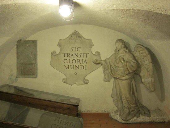 Namesti Svobody: The Capuchin crypt