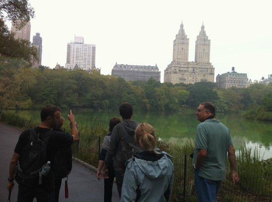 CityRover Walks NY : Central Park Tour
