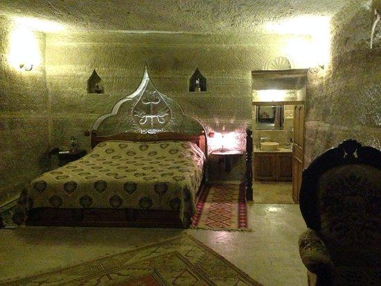 Chelebi Cave House: Sakura room