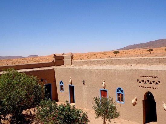 Auberge Hotel Porte De Sahara Ouzina : Porte de Sahara