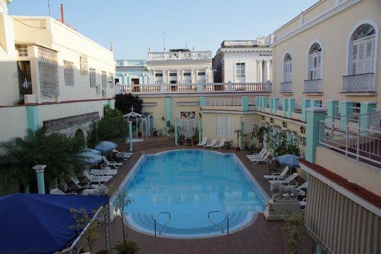 Hotel La Unión Managed by Meliá Hotels International: La piscine