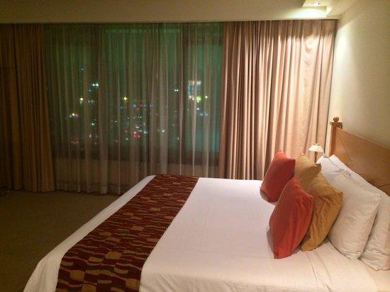 The Heritage Hotel Manila : Room