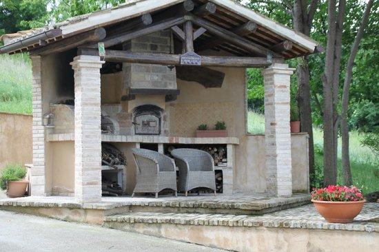 Tenuta Sant Elisabetta: Relax area