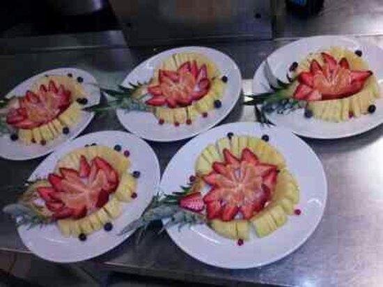 Trattoria Al Faro : Frutta fresca