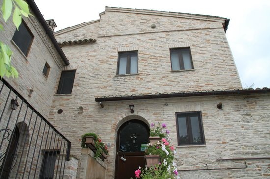 Tenuta Sant Elisabetta: The house
