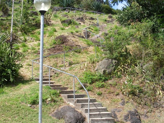 Fort Louis: fun steps up!