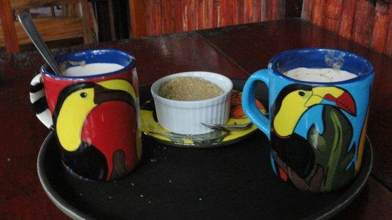 Cafe Rico: Morning Coffee *yum*
