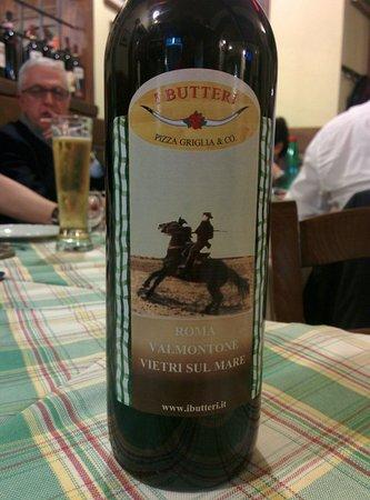 I Butteri: Il rosso del Salento