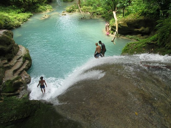 Liberty Tours Jamaica - Day Tours : Secret Falls