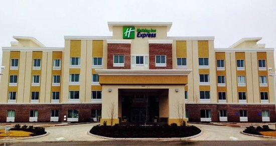 Holiday Inn Express Covington Madisonville