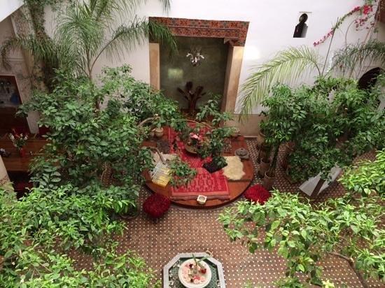 Riad Rafaele : Inside the Riad