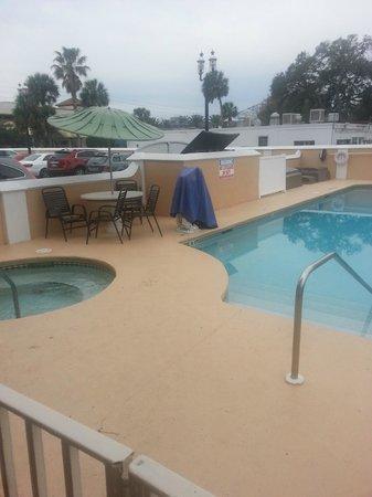 BEST WESTERN Spanish Quarter Inn: Pool