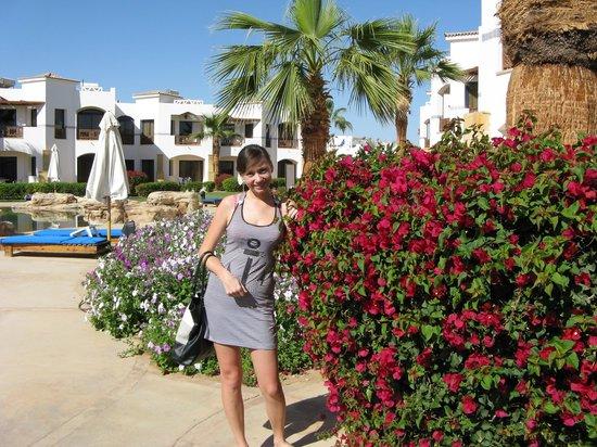 Otium Hotel Amphoras: возле нашего номера