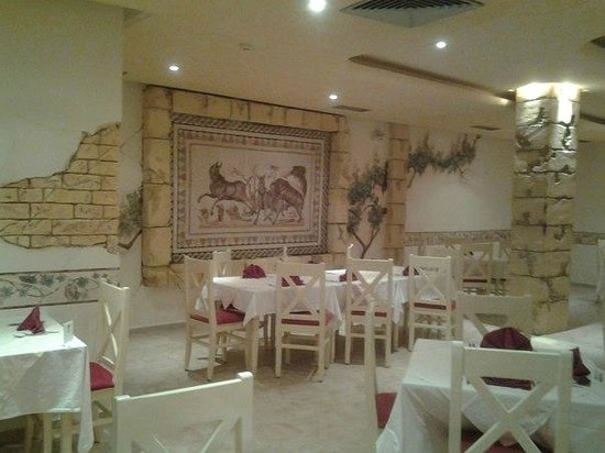 Houda Golf and Beach Club: enjoy the italian restaurant