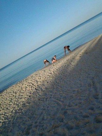 Houda Golf and Beach Club: beach is always clean