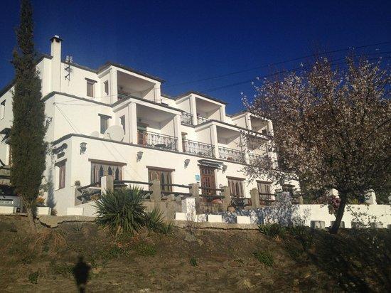 Hotel los Berchules: el hotel