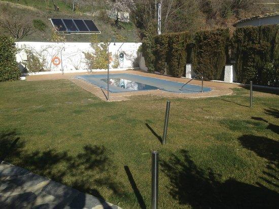 Hotel los Berchules: piscina del hotel