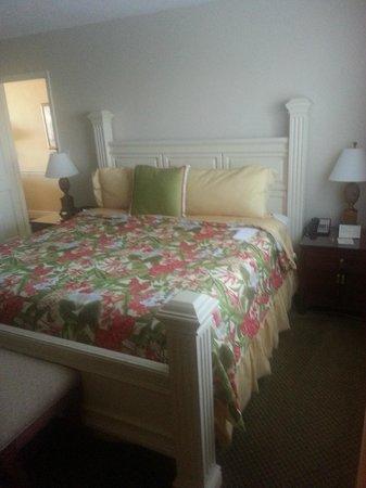 Lago Mar Resort and Club : Suite 447 Bedroom