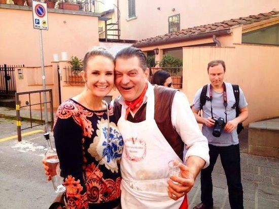 Tuscan Wine Tours by Grape Tours : Dario Cecchini