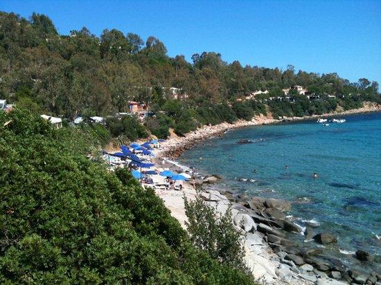 Camping Telis: spiaggia